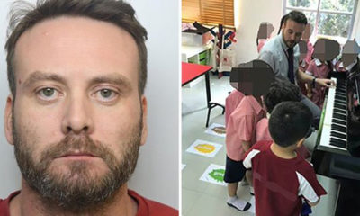Former British Bangkok teacher jailed over aiding and abetting child abuse | The Thaiger