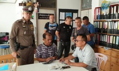 Necklace and bag snatcher arrested in Hua Hin after train theft | The Thaiger