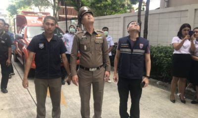 British man who locked himself in Phuket condo to be deported | The Thaiger