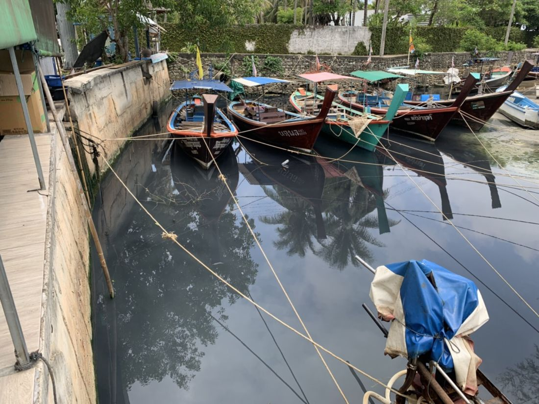 90% untreated water flowing into Bang Tao canal | News by The Thaiger