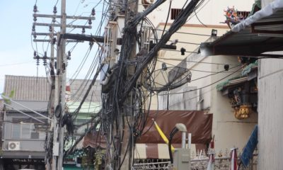 Old Phuket Town underground cable works to be completed by August | The Thaiger