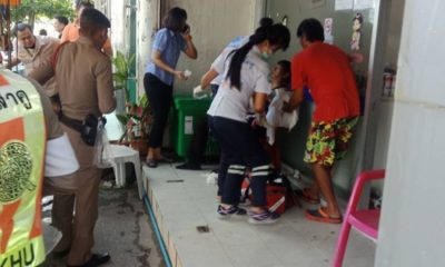 Taxi driver injured – stabbed by his colleague in Mai Khao, Phuket | The Thaiger