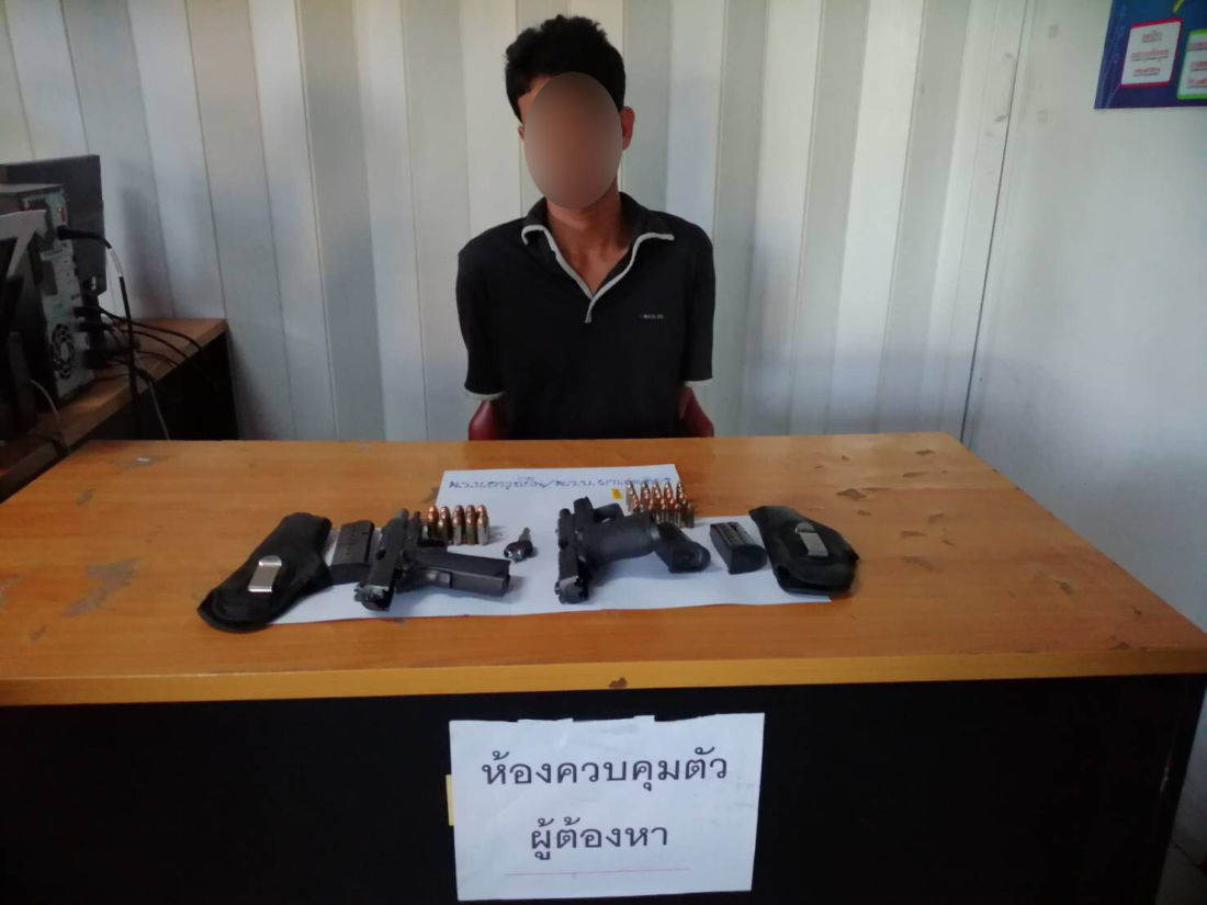 Suspect who killed ex-wife's new husband in Phattalung, arrested at Phuket checkpoint | News by Thaiger
