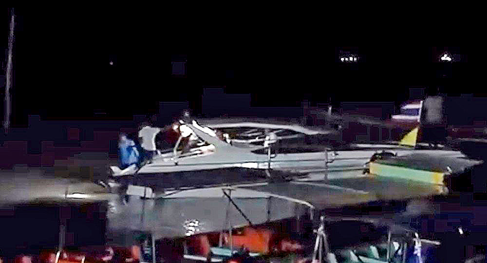 Search continues for missing British tourist after falling overboard off Samui | The Thaiger