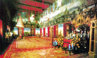 Royal Coronation ceremonies in the inner sanctum of the Grand Palace | The Thaiger