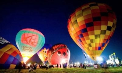 Hat Yai's annual balloon festival bursts into the skies above Songkhla | The Thaiger