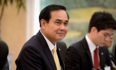 Prayut says he commands the support of 11 small parties to become next PM | The Thaiger