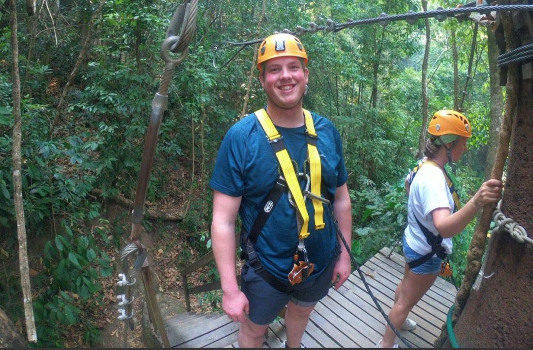 Family of Canadian man who died ziplining in Chiang Mai calls for changes | The Thaiger