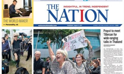 As readers abandon print, The Nation announces closure of daily printed paper | The Thaiger