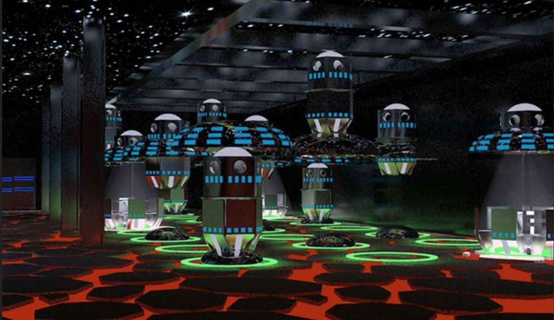 Beam me up Phuket - new space theme hotel for the island | News by The Thaiger