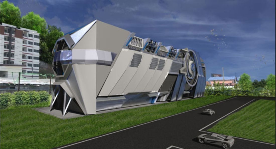 Beam me up Phuket – new space theme hotel for the island | The Thaiger