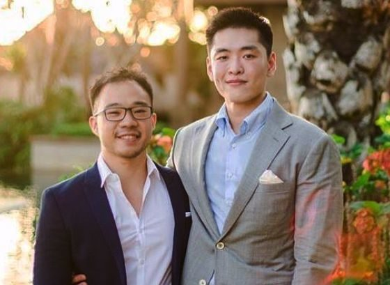 Lee Kuan Yew's grandson marries same sex partner in South Africa | The Thaiger