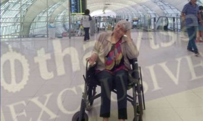 American Alzheimer's patient, living in Thailand, heads to The Philippines | The Thaiger