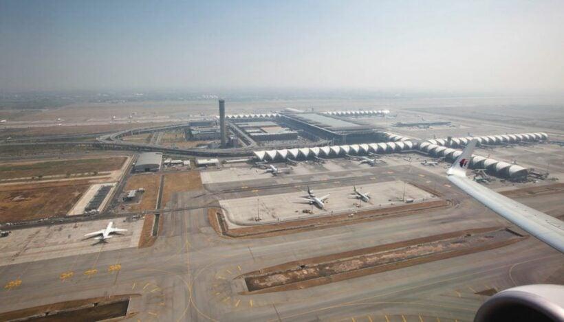 Suvarnabhumi's third runway closer to reality   The Thaiger