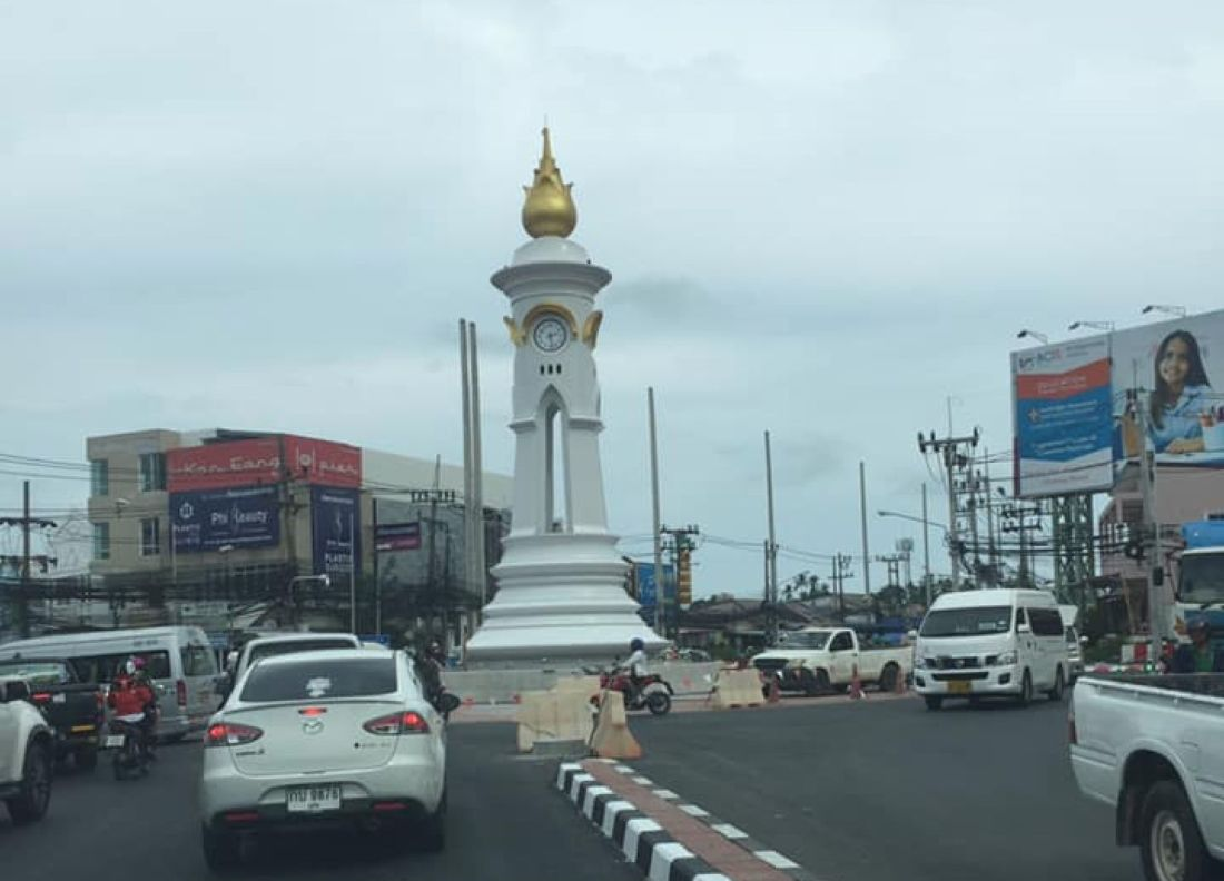 Roll the drums Phuket. Prepare the balloons. Chalong Underpass opens Friday. | News by Thaiger