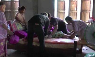 ชนแล้วหนียายขายข้าวต้มมัดวัย 60 ตำรวจเร่งล่าตัว | The Thaiger