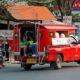 Chiang Mai songthaews and tuk-tuk drivers complain about Grab | The Thaiger
