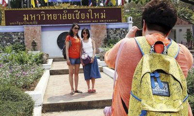 Ministry looks at tourist levy to fund infrastructure | The Thaiger