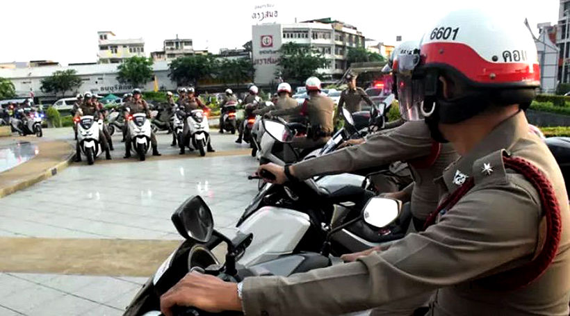 Nationwide police crackdown on student gang violence | News by The Thaiger