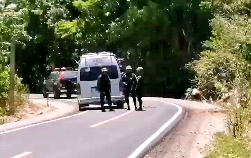 Ranger killed in Pattani roadside bomb ambush   The Thaiger