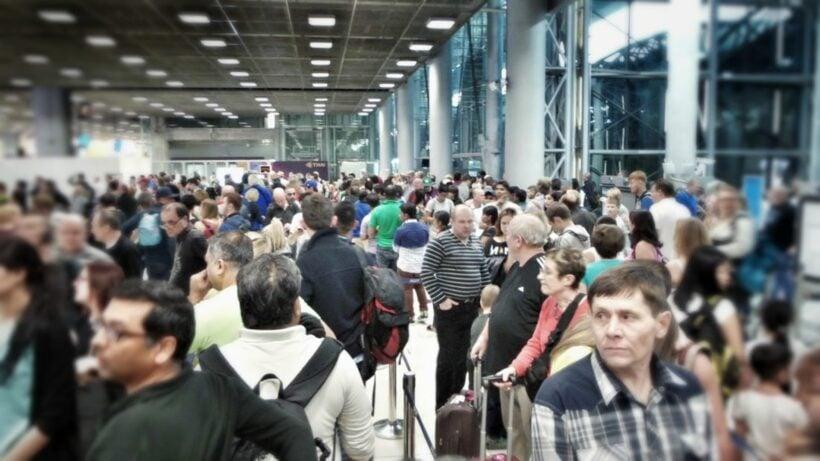 AoT denies corruption in the premium lanes at Suvarnabhumi immigration | The Thaiger