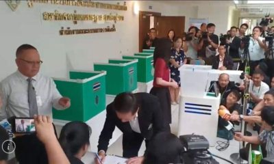 Election Commission officially endorses 349 constituency seat winners | The Thaiger