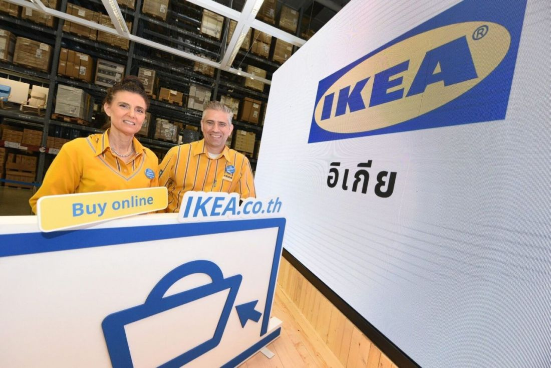 IKEA Thailand launches full online store | News by The Thaiger