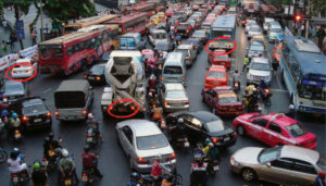 Songkran's 7 dangerous days: 2,365 road accidents, 277 deaths | Thaiger