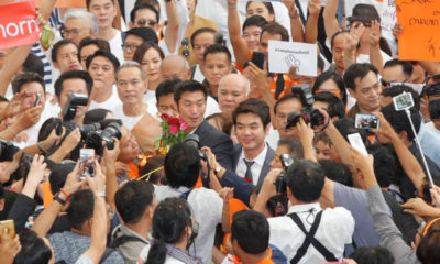 Future Forward's Thanathorn says he's confident he will be endorsed as an MP | The Thaiger