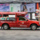 Chiang Mai Song Thaew drivers see red over Grab | The Thaiger