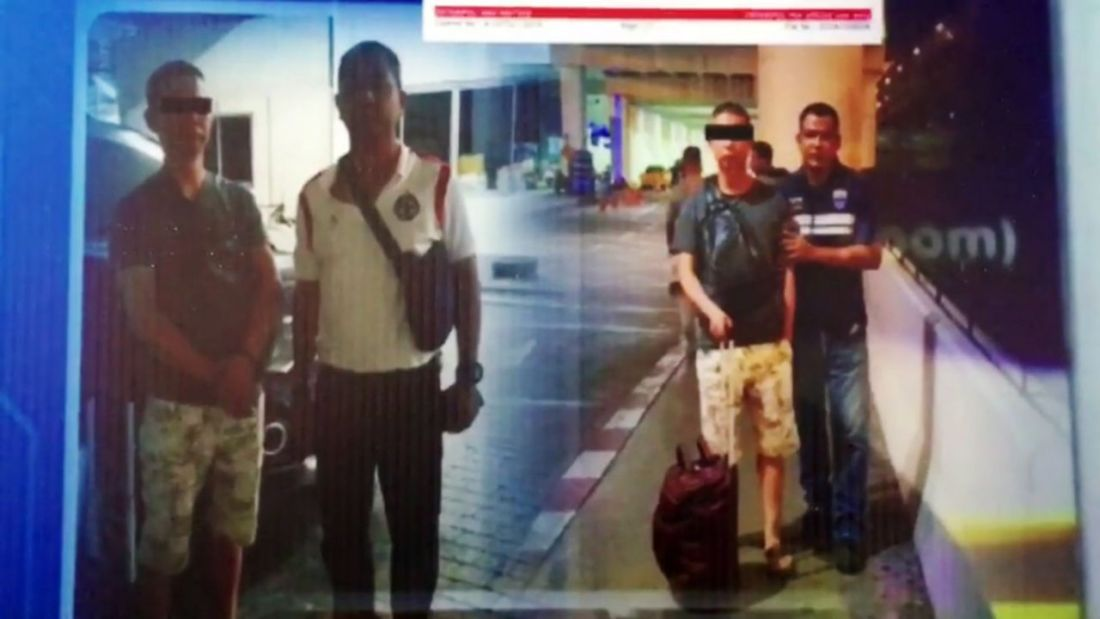 Chinese 'red notice' fugitive arrested at Suvarnabhumi | News by The Thaiger