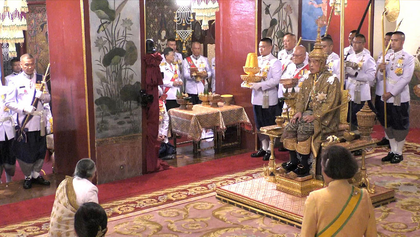 Royal Coronation - Saturday Highlights - PHOTOS   News by Thaiger