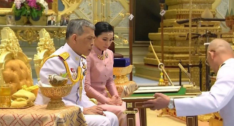 A new Queen for Thailand | The Thaiger