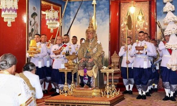 New date for Coronation Day holiday announced   The Thaiger