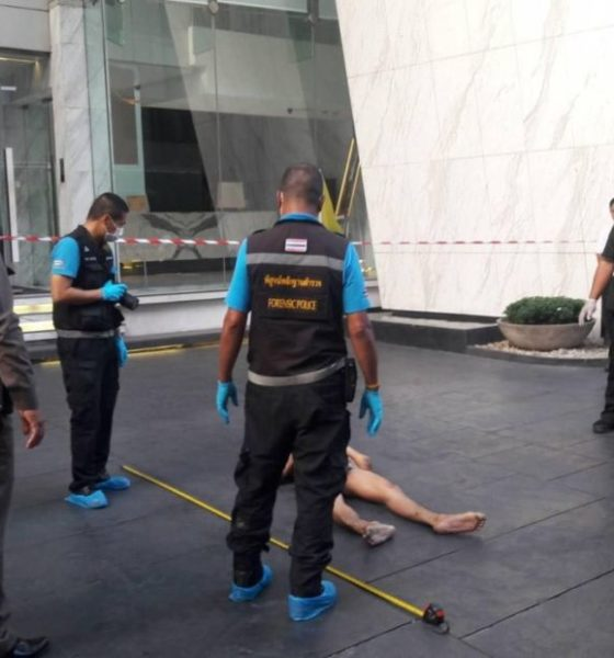 Male doctor and his friend arrested after 18 year old falls from condo in gay-sex tryst | The Thaiger