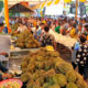 Seven tonnes of durian handed out for Labour Day in Samut Sakhon | The Thaiger