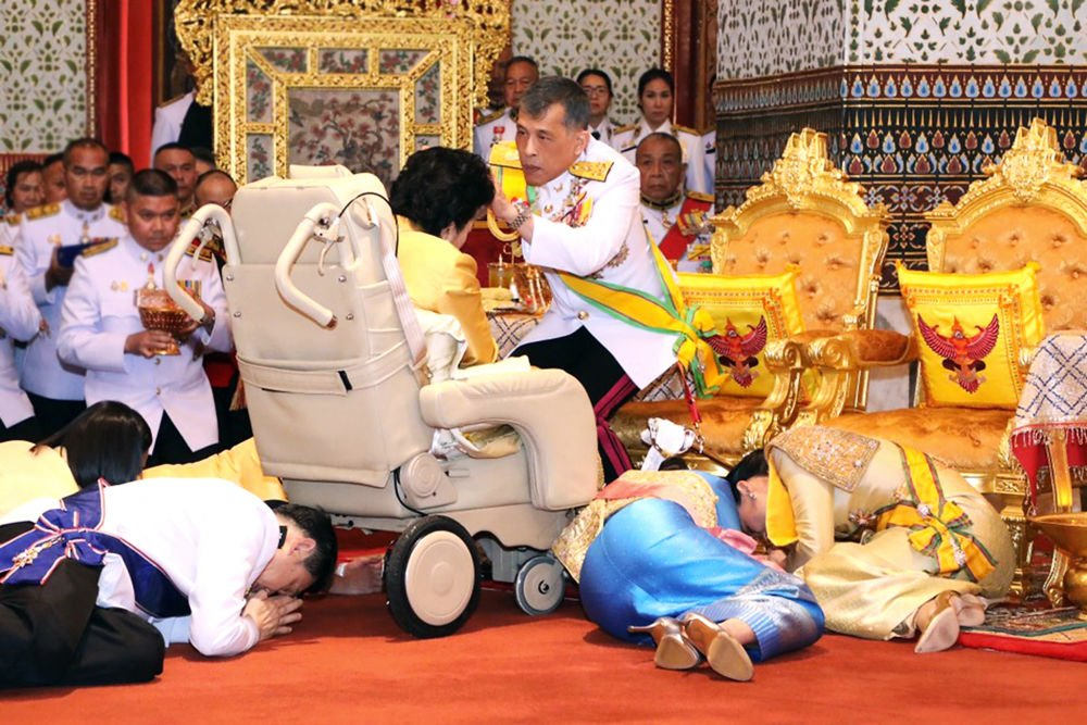 HM The King confers new royal titles on his family – PHOTOS | The Thaiger