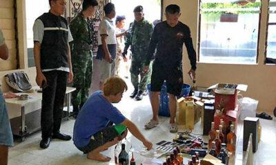 Dangerous fake JW Whisky heading for BKK | The Thaiger