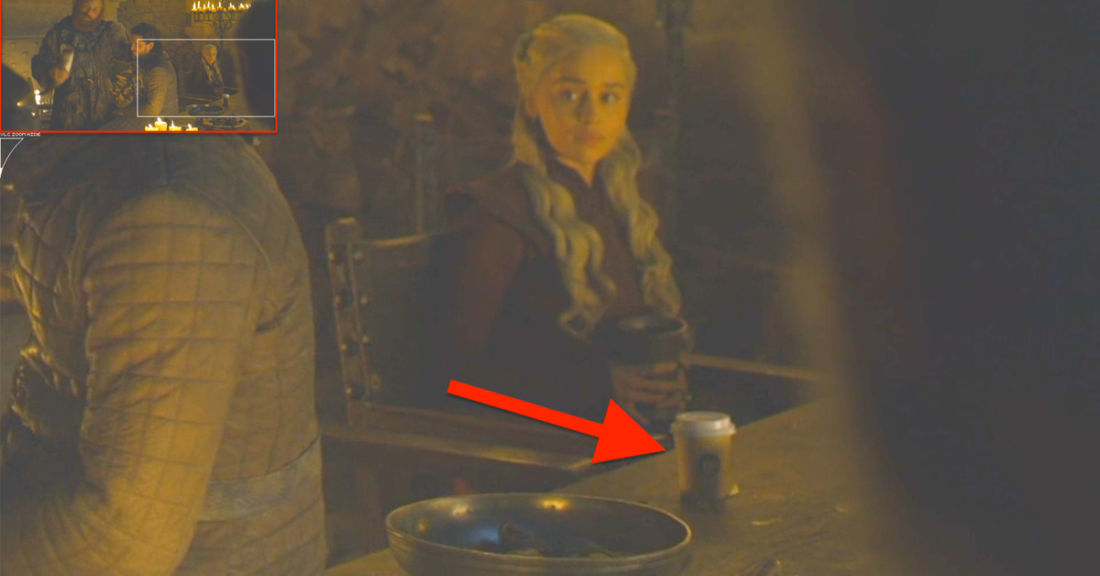 Game of Thrones, with a grande mocha latte thanks | News by The Thaiger