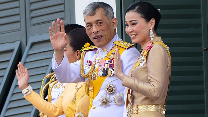 June 3 to be annual holiday for new Queen's birthday | The Thaiger