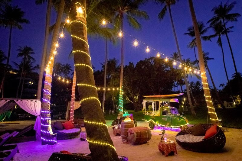 Banyan Tree Samui goes 'retro' with the new Tuk-Tuk Bar | News by The Thaiger