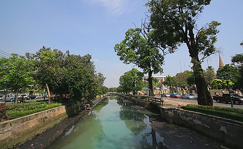 Bangkok's Klong Lord gets a make over   News by Thaiger