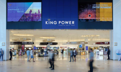 King Power wins duty free and shopping management contract for Suvarnabhumi | The Thaiger