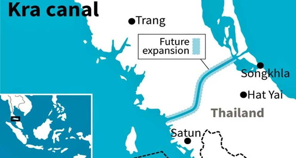 Prayut tentatively embraces China's Belt and Road strategy for Thailand | News by Thaiger