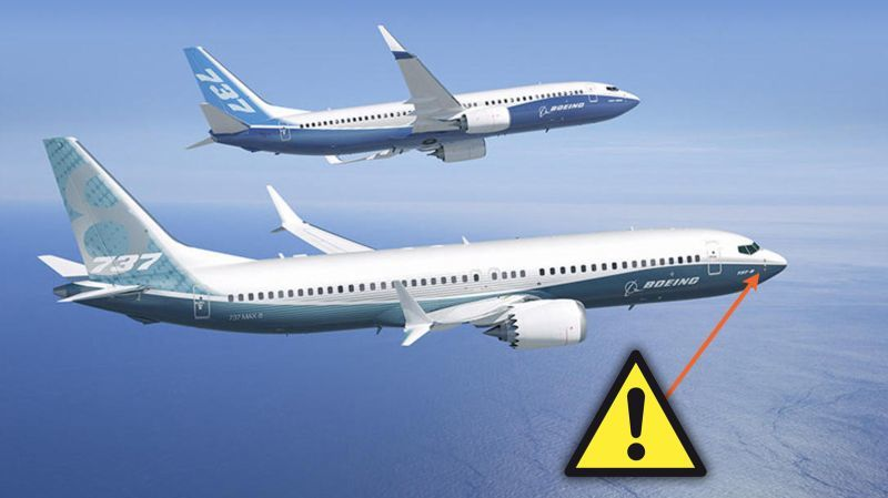 Boeing 737 Max 'sensor' issues flagged 216 times to the US FAA | News by Thaiger