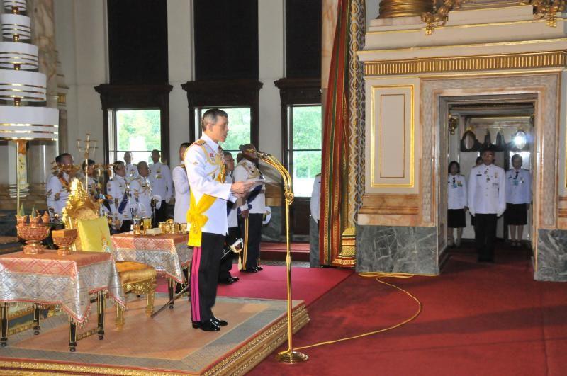 24 พ.ค.62 ชมถ่ายทอดสด พระบาทสมเด็จพระเจ้าอยู่หัวและสมเด็จพระนางเจ้าฯ พระบรมราชินี เสด็จฯ ทรงเปิดประชุมรัฐสภา | The Thaiger