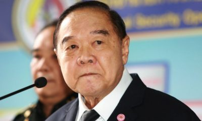 Prawit defends the PM's brother being appointed to the new Senate | The Thaiger