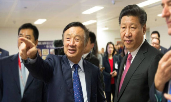 US temporarily ease restrictions on Huawei   The Thaiger