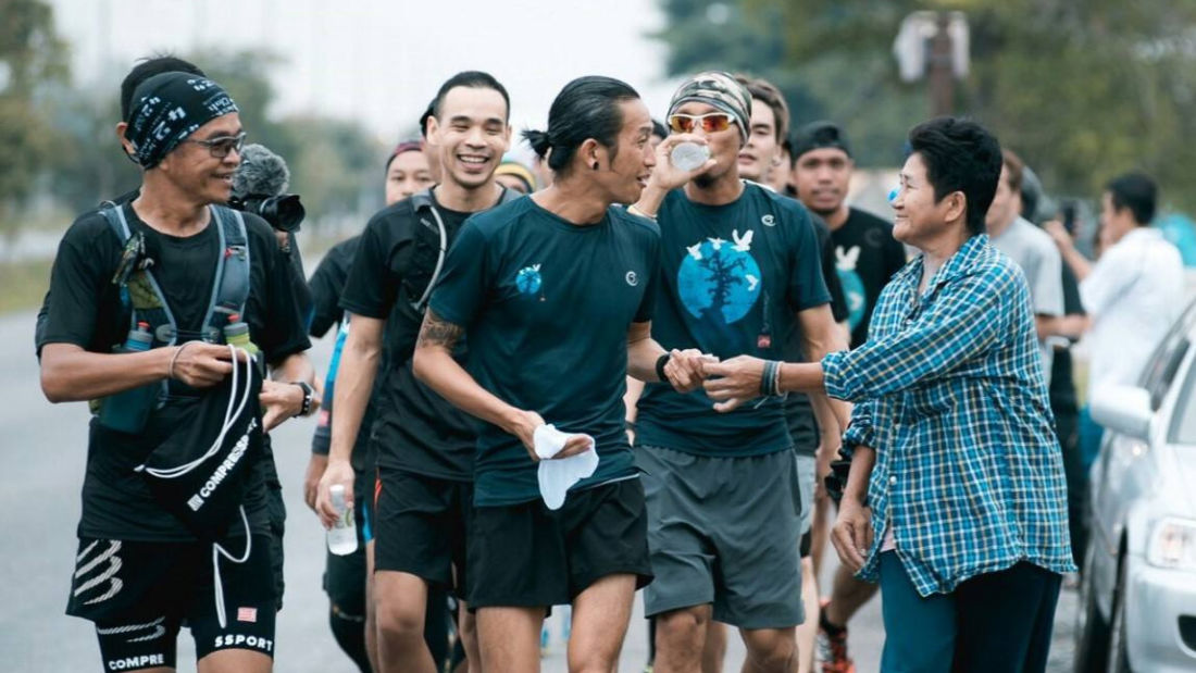 Toon takes to Thailand's roads again for more charity runs | News by Thaiger