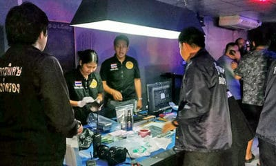 Police raid Soi 6 bar in Pattaya, undercover prostitution and underage sex | The Thaiger